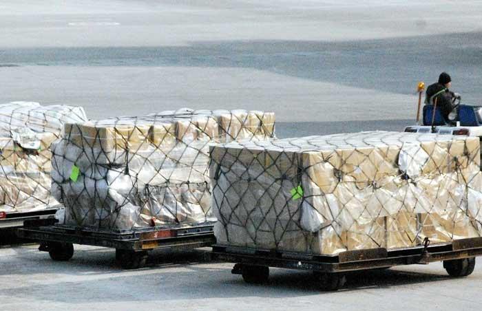 Der Erfolg der Luftfracht-Speditionsindustrie