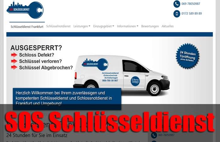Welche Dienstleistungen bietet eigentlich ein Schlüsseldienst in Frankfurt an?