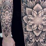mandala-tattoo
